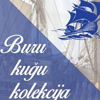 Buru kuģu kolekcija Roja