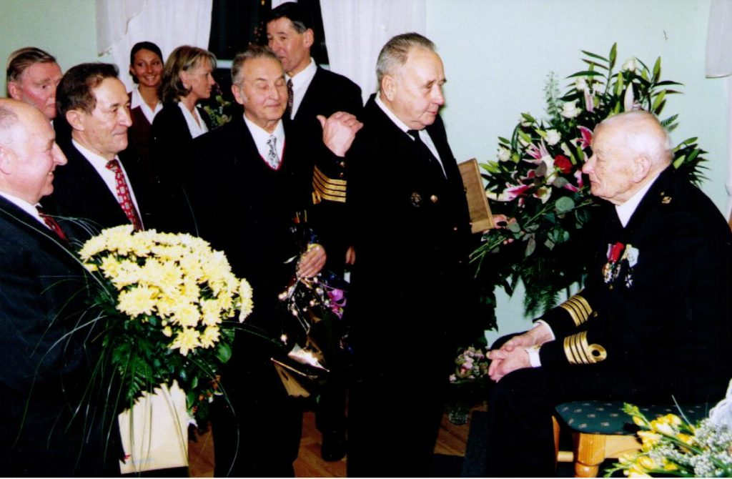 Hugo Legzdiņš, Līdaks, Gunārs Zakss, Imants Vikmanis un Eduards Delvers.