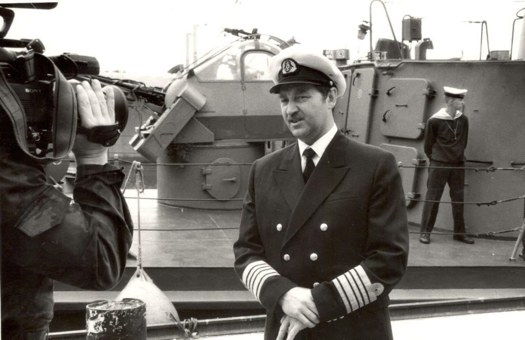 Viceadmirālis Gaidis Andrejs Zeibots