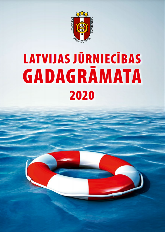 Jūrniecības gadagrāmata 2020