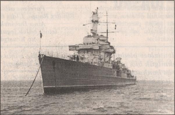 """Kara flotes kreiseris """"Admiral Makarov"""""""